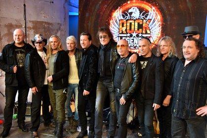 Rückkehr der Legenden - Rock Legenden: Karat + City + Maschine (Puhdys) + Matthias Reim in einer Show