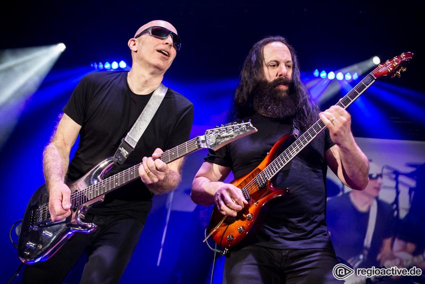G3 Roth Petrucci Satriani (live in Offenbach, 2018)