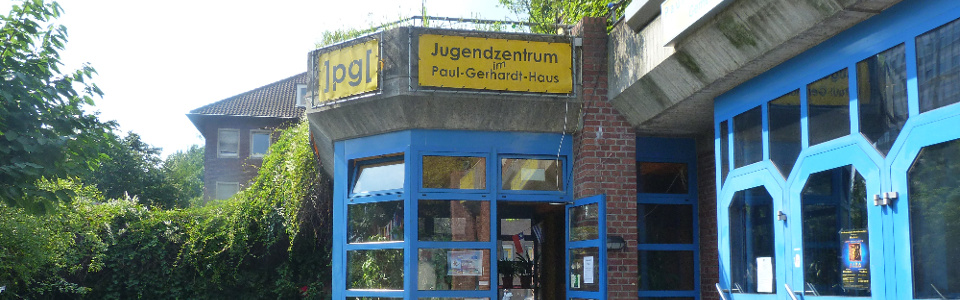 Jugendzentrum Paul-Gerhardt-Haus Münster