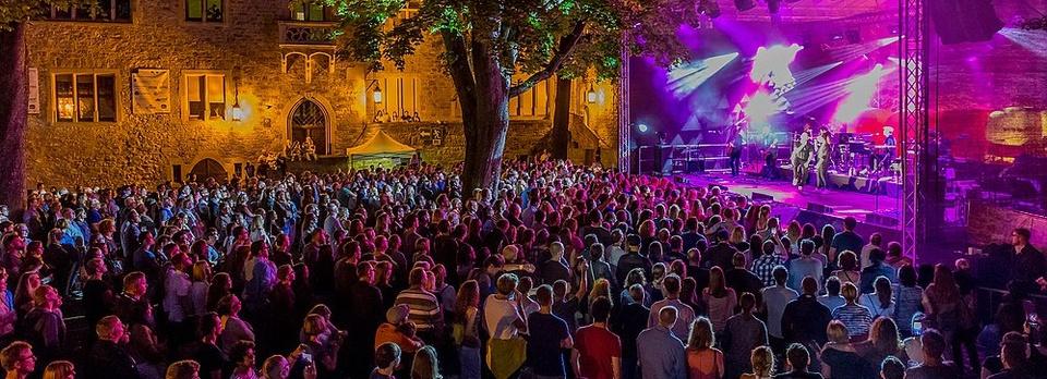 Eröffnet für Joris beim Da Capo Festival 2019 in Alzey