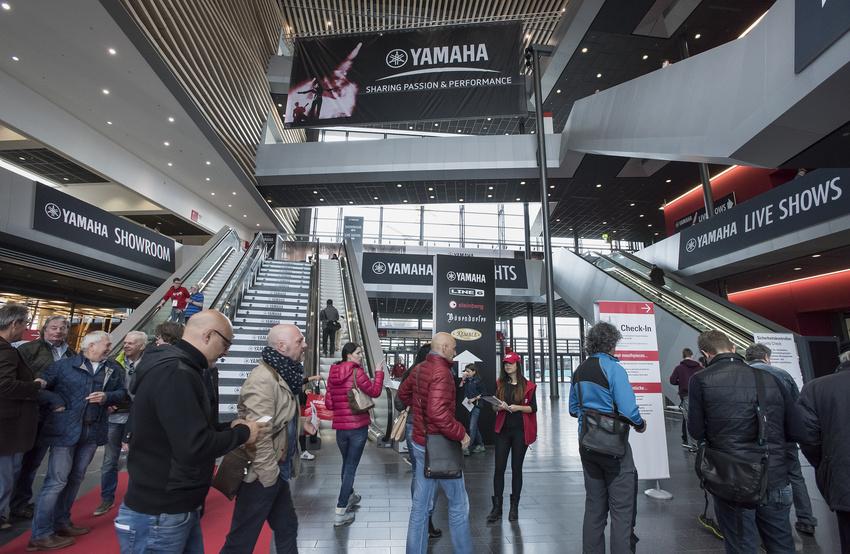 Die Musikmesse 2018 öffnet ihre Tore: Alle wichtigen Infos für euren Trip nach Frankfurt!