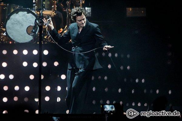 Band ohne Boy - Harry Styles feiert in der SAP Arena Mannheim seinen Neuanfang