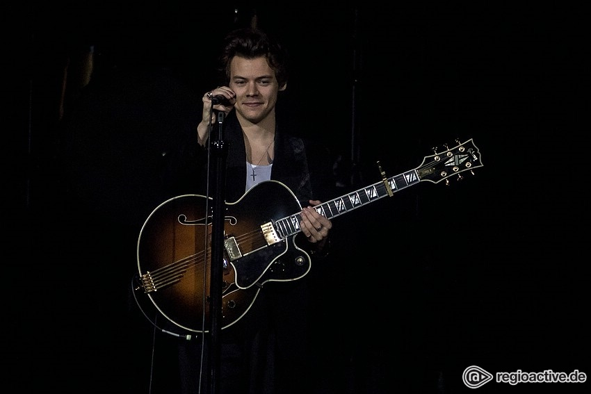 Harry Styles (live in Mannheim 2018)