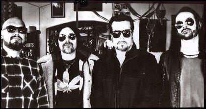 Ex-Kyuss Sänger bringt die Wüste nach Deutschland - John Garcia & The Band Of Gold mit neuem Album im Oktober in Deutschland