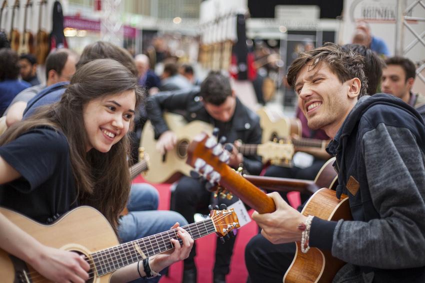 Musikmesse und Prolight + Sound zeigen das Beste aus zwei Welten und bringen Musik in die Stadt