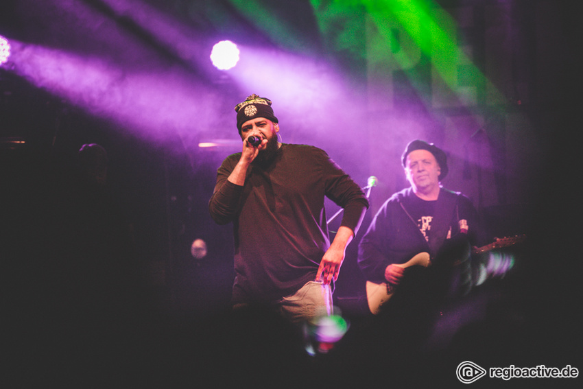 Deutscher Rap-Veteran - Moses Pelham geht mit neuem Album 2020 auf EMUNA-Tour