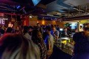 Livebilder von Juri beim Backstage Clubaward im Nachtleben Frankfurt