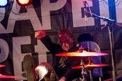 Bilder der Kapelle Petra live beim Backstage Clubaward im Nachtleben Frankfurt