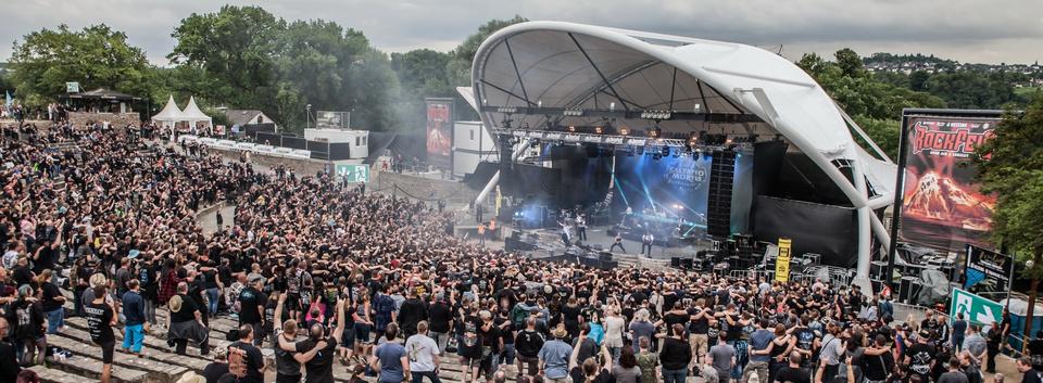Werdet Opener des RockFels Festivals 2018 auf der Loreley