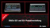 Workshop Digico-Konsolen S21 & S31