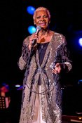 Diva: Live-Fotos von Dionne Warwick beim Musikmesse Festival Frankfurt