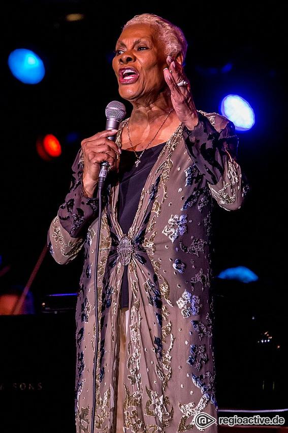 Dionne Warwick (live in Frankfurt 2018)
