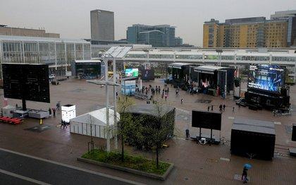 Stände, Bühnen, Menschen - Große Fotogalerie: Impressionen von Musikmesse und Prolight + Sound 2018 in Frankfurt