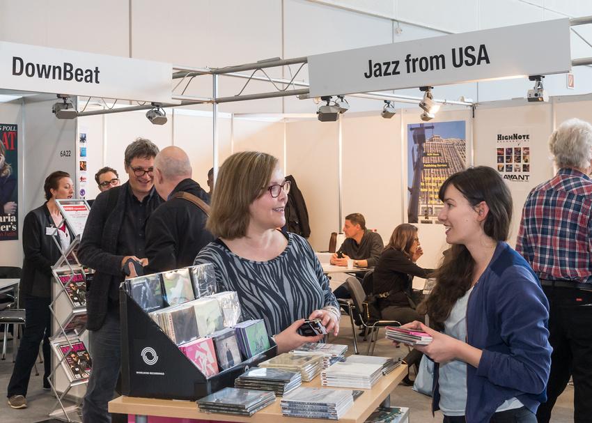 jazzahead 2018! versammelt Aussteller und Fachpublikum in Bremen