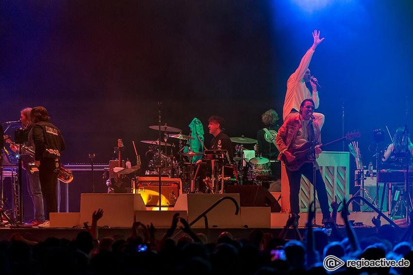 Arcade Fire (live in Frankfurt 2018)