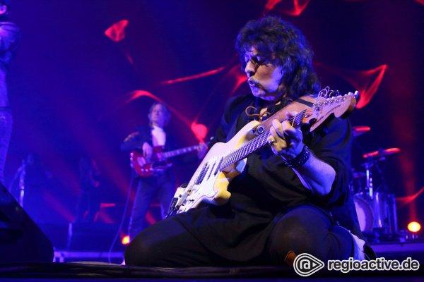 Long Live Rock'n'Roll - 'The Storm': Rainbow veröffentlichen neu aufgenommenen Blackmore's Night-Song