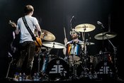 Umjubelt: Bilder von Imagine Dragons live in der Festhalle Frankfurt
