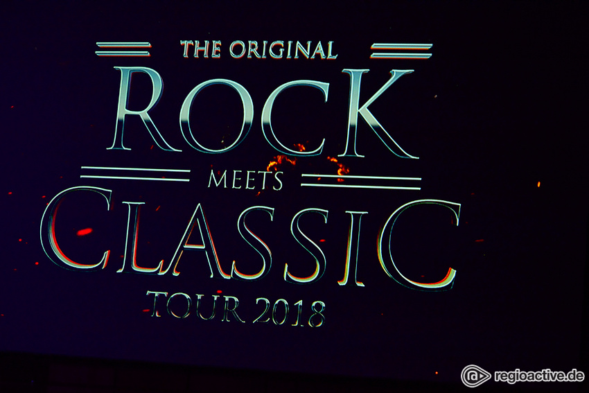 Rock meets Classic (live in Mannheim, 2018)