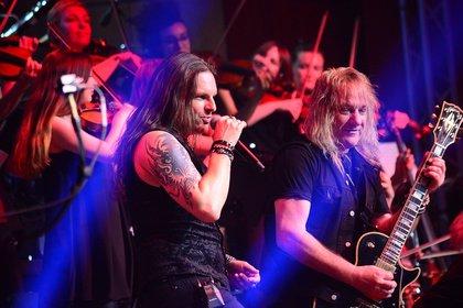 (Viel-)Stimmiger Abend - Rock Meets Classic sorgt in Frankfurt für orchestrierte Hochgefühle