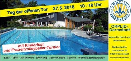 Schwimmbad Darmstadt tag der offenen tür in 64291 darmstadt freizeit 27 05 2018