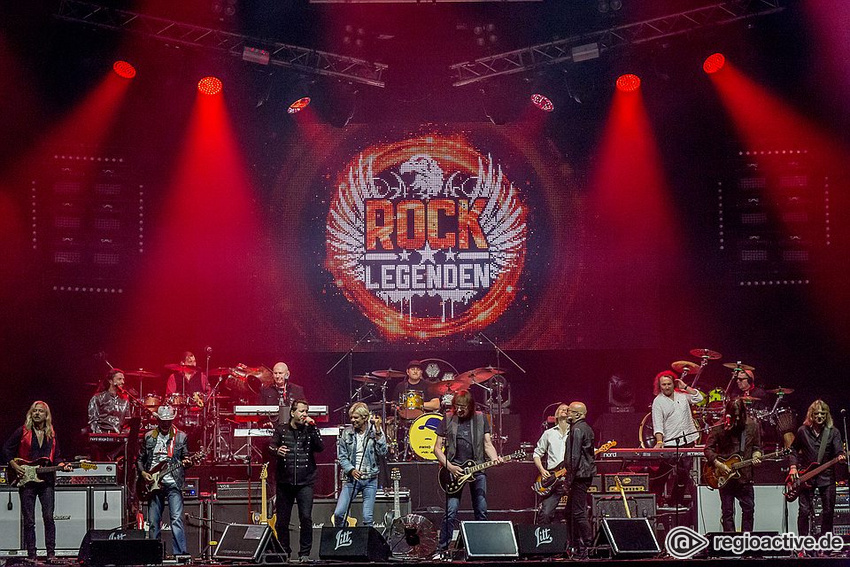 Rock Legenden (live in Frankfurt 2018)