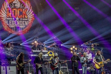 Keine Ersatztermine - Rock Legenden City Karat und Maschine: Drei Konzerte abgesagt