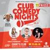 Club Comedy Nights Vol.10 in Frankfurt am Main, Comedy, 23.05.2018, Cooky's - Tickets -