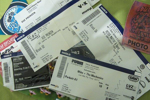 Nur mit Ausweis - Was sind personalisierte Tickets?
