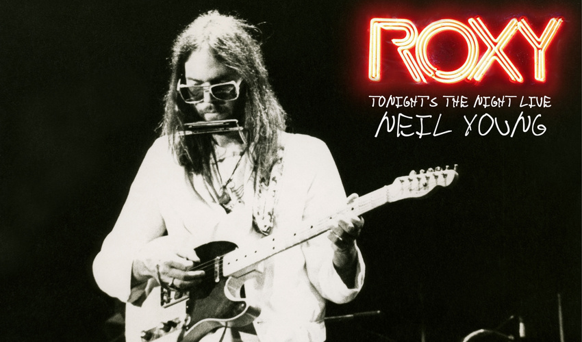 Neil Young - Roxy: Tonight's The Night Live (1973)