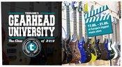 Thomann's Gearhead University 2018 Treppendorf