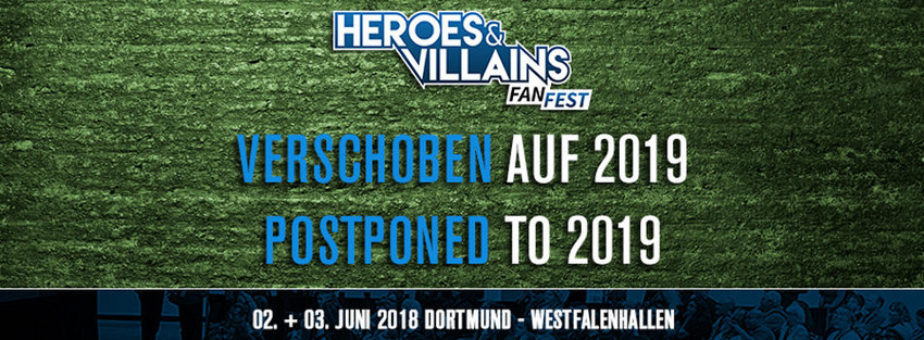 Heroes & Villains (2018)