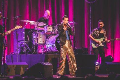 Soul-Pop-Power - Glamourös: Live-Fotos von Lisa Stansfield beim W-Festival in Frankfurt