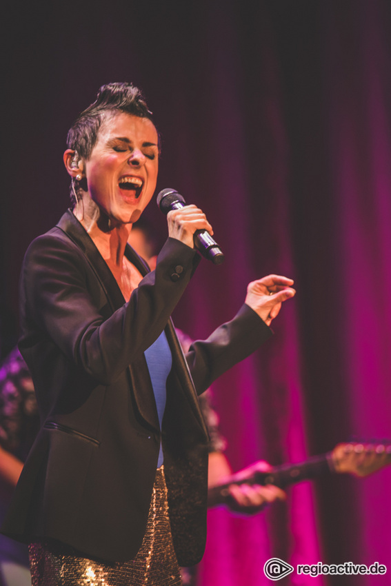 Lisa Stansfield (live beim Women of the World Festival, 2018)