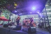 Gefühlvoll: Live-Bilder von Fee. beim W-Festival in Frankfurt