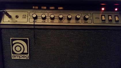 Yamaha hat den Bassverstärker-Hersteller Ampeg übernommen