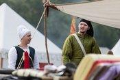 Mittelalterlich: Impressionen vom Samstag beim Spectaculum Worms 2018