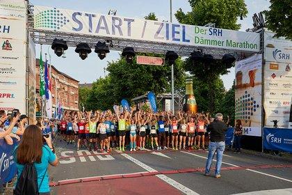 Den inneren Schweinehund besiegen - Der SRH Dämmer Marathon in Mannheim bietet auch 2019 wieder Läufe für alle