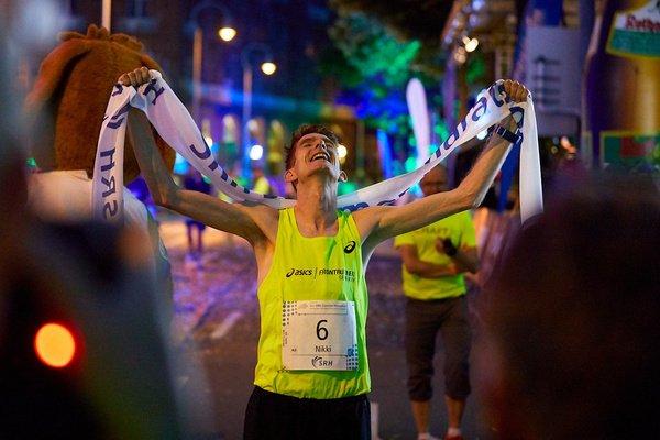 Größte Breitensportveranstaltung der Region - Läuft: Bilder vom SRH Dämmer Marathon 2018 in Mannheim und Ludwigshafen