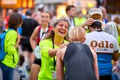 Läuft: Bilder vom SRH Dämmer Marathon 2018 in Mannheim und Ludwishafen