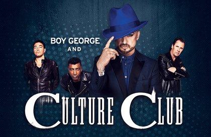 Erstmals - In Originalbesetzung: Boy George & Culture Club spielen Konzerte in Köln und Berlin