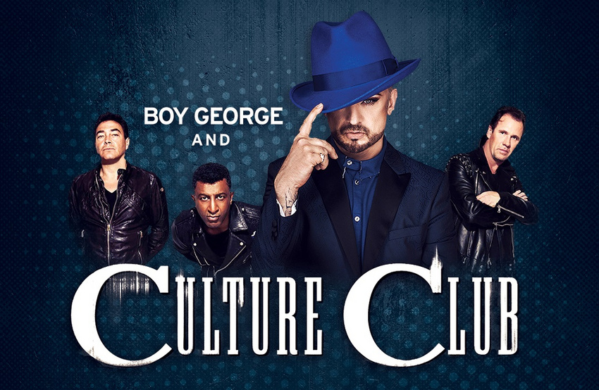 Boy George & Culture Club (Pressebild, 2018)