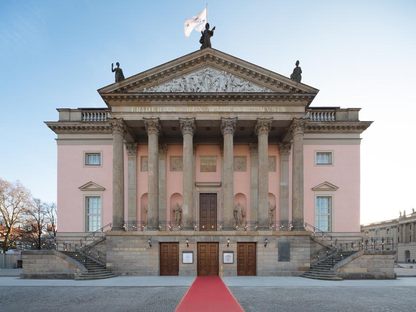 Staatsoper Unter den Linden in Berlin setzt auf Shure Axient Digital