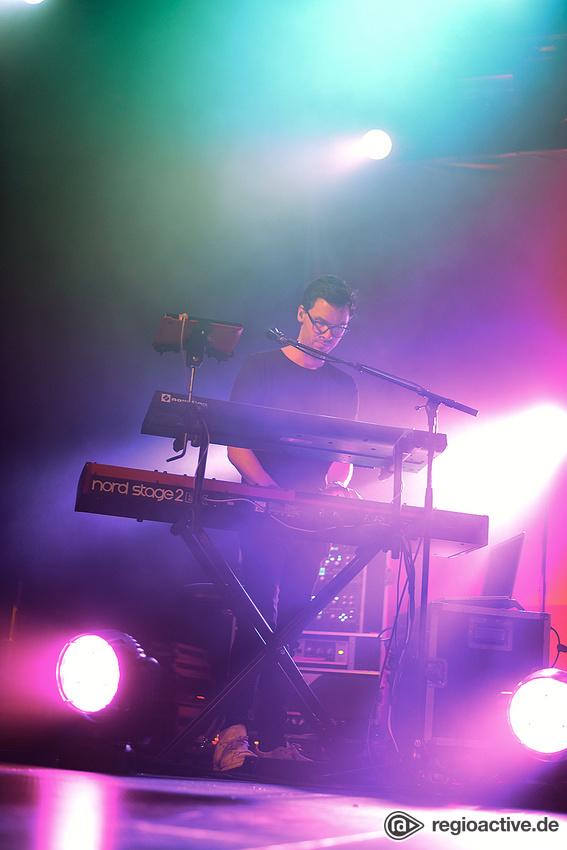 Revolverheld (live in Frankfurt am Main, 2018)