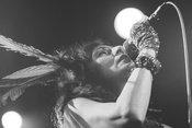 Fotos von Les Millionnaires als Support von The Damned live in Frankfurt