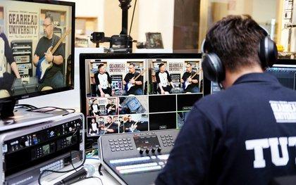 Gelungene Premiere dank durchdachtem Konzept - Thomann's Gearhead University: Klassentreffen der YouTuber –Interviews und Eindrücke