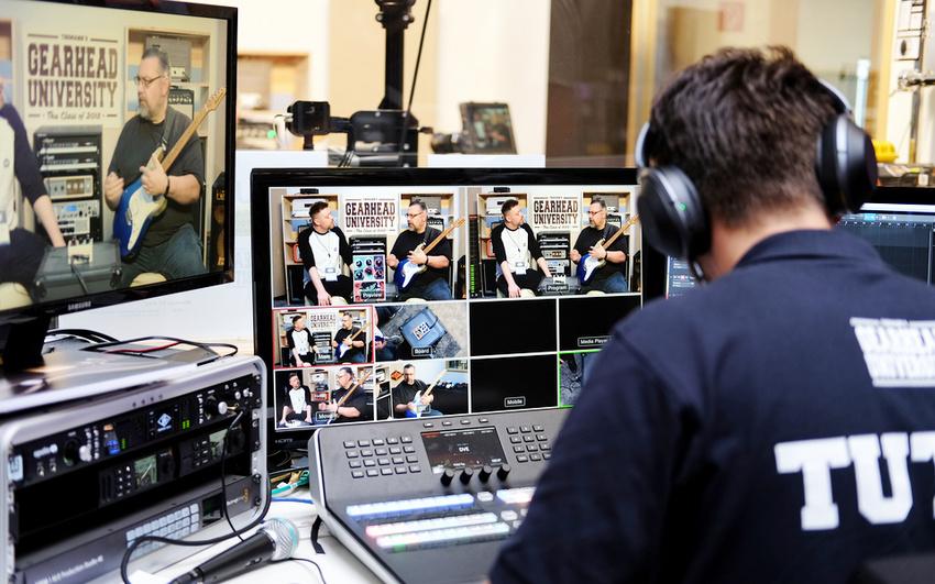 Thomann's Gearhead University: Klassentreffen der YouTuber –Interviews und Eindrücke