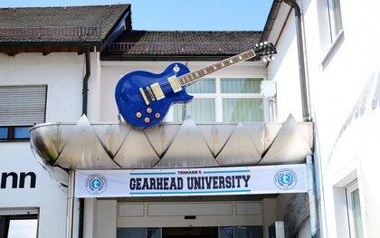 TGU19 - Thomann's Gearhead University 2019 lockt Youtuber und Marken nach Treppendorf