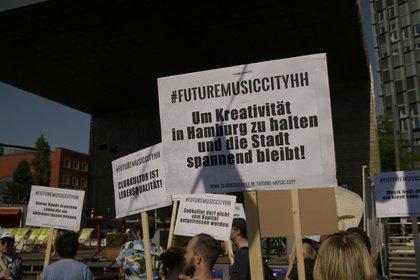 #FutureMusicCityHH: Großes Finale für eine aktive Hamburger Clubszene