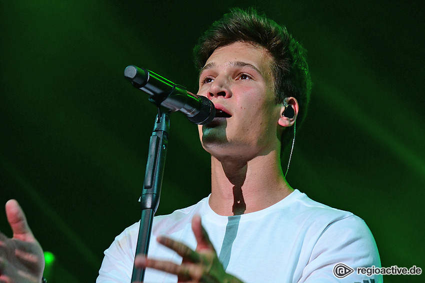 Wincent Weiss (live in Mannheim, 2018)