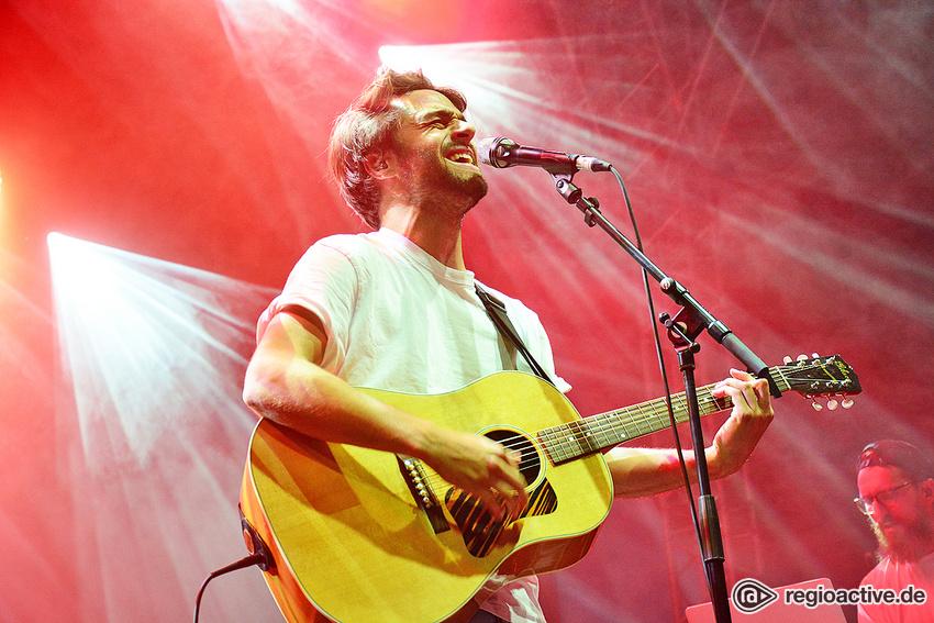 Xavi (live in Mannheim, 2018)